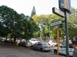 Maputo - Avenue Vladimir Lenine