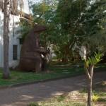 Maputo - Jardin du Musée d'Histoire Naturelle