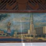 Maputo - Représentation de la cathédrale