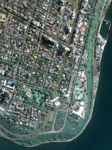 Maputo - Avenida Francisco Orlando Magumbwe