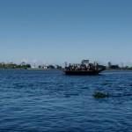 Marracuene - Bac du fleuve Nkomati