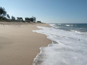 Macaneta - La plage