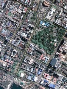 Maputo - Avenue Samora Machel