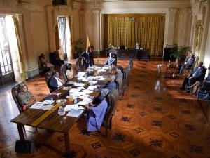 La République des enfants - Conseils des Ministres adultes