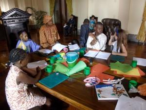 La République des enfants - Conseils des Ministres enfants