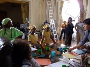 La République des enfants - Nuta, les jumelles, Guilherme