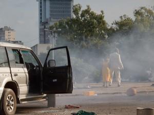 La République des enfants - Dernier coup d'oeil sur le passé de Dubem guidant Nuta