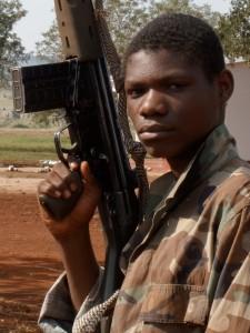 La République des enfants - Tigre