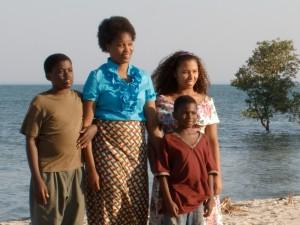 La République des enfants - Toni, Fatima, Aymar, Bia
