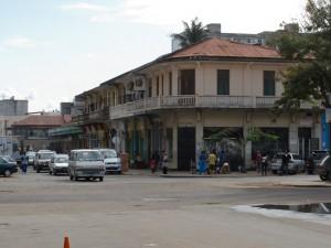 Maputo - Villa portugaise