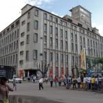 Maputo - Immeuble soviétique