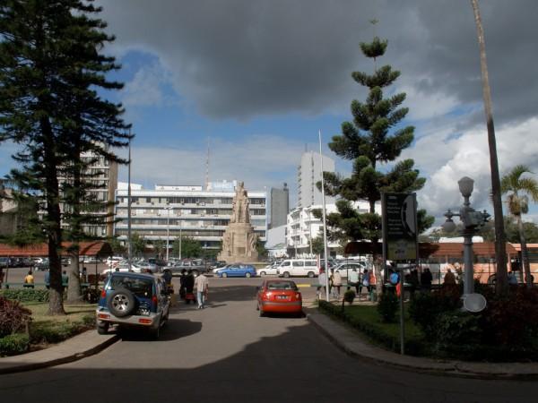 Maputo - Place des Travailleurs