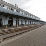 Maputo - Quai Nord de la gare