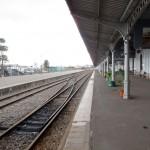 Maputo - Quai Sud de la gare