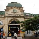 Maputo - Marché couvert