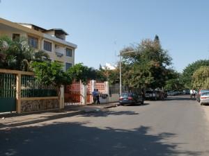 Maputo - Ebano Filmes sur Zimbabwe