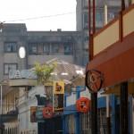 Maputo - Enseignes sur Bagamoyo