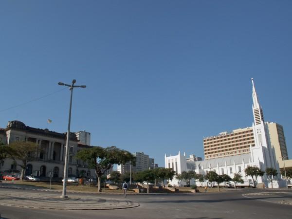 Maputo - Parça da Independência