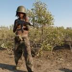 La République des enfants - Enfant soldate