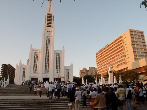 Maputo - Procession