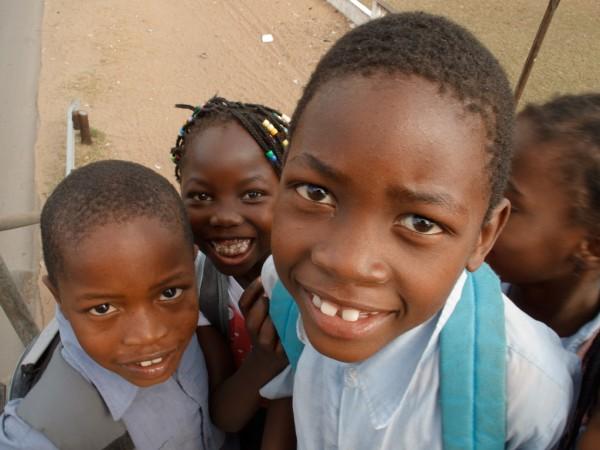 La République des enfants - Sourires d'enfants
