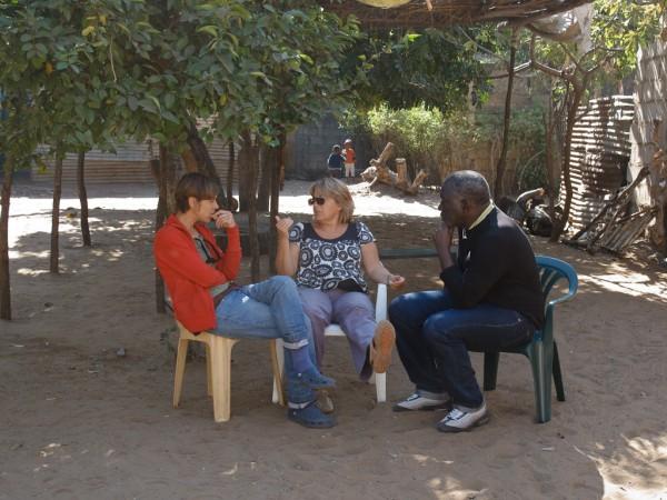 La République des enfants - Angela, Ana et Flora