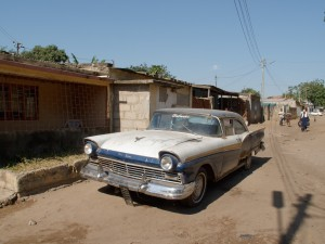 Mafalala - Ford Fairlane 1957