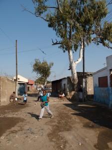 Mafalala - Jeux de rue