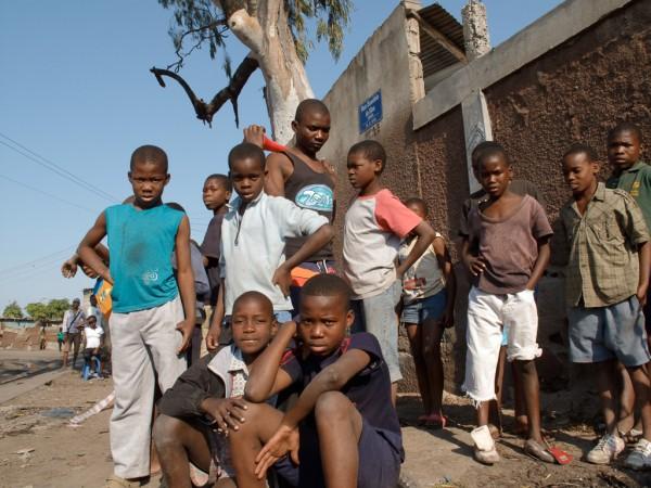Mafalala - Les enfants du township