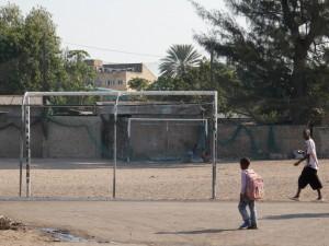 Mafalala - Terrain de foot