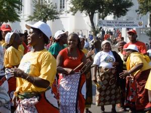 Maputo - Vive l'Indépendance Nationale