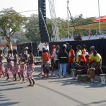 Maputo - Danseuses