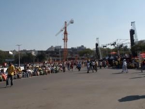 Maputo - Place de l'Indépendance
