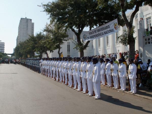 Maputo - Les petits gars de la Marine