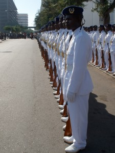 Maputo - Alignement