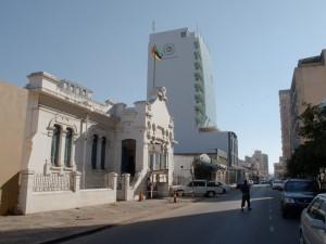 Maputo - Poste de police