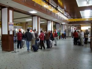 Aéroport Maputo - Hall départ