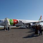Aéroport Maputo - A320 TAP