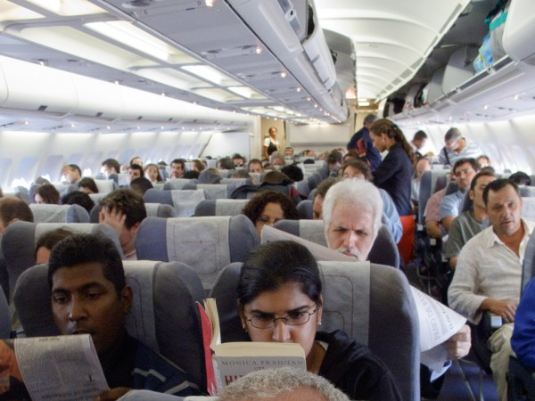A320 TAP - Classe éco